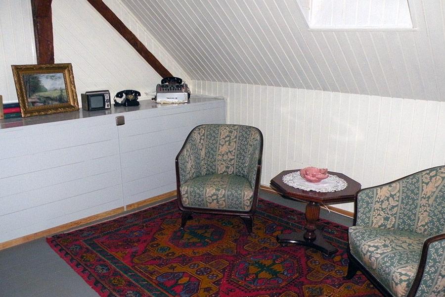 Duplex lakosztály nappali 2