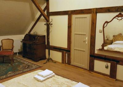 Duplex lakosztály duplaágyas szoba 3