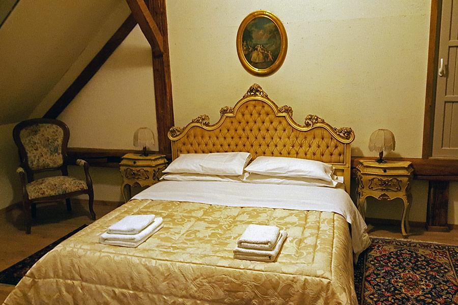 Duplex lakosztály duplaágyas szoba 1