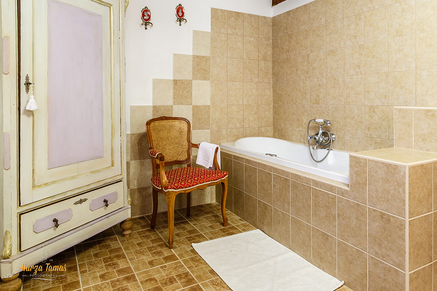 Traditional Room fürdőszoba 2